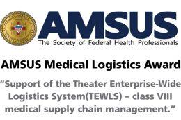 Amsus Award